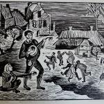 музыканты,ксилографи,дементьева н.н.2012г.ачинск