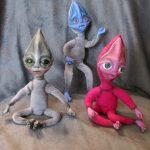 Кыштымские карлики, кукла. Автор Андреева Евгения Викторовна